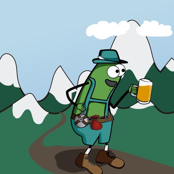 birra y montaña!