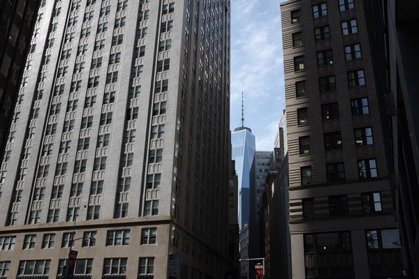 El nuevo WTC asomaba