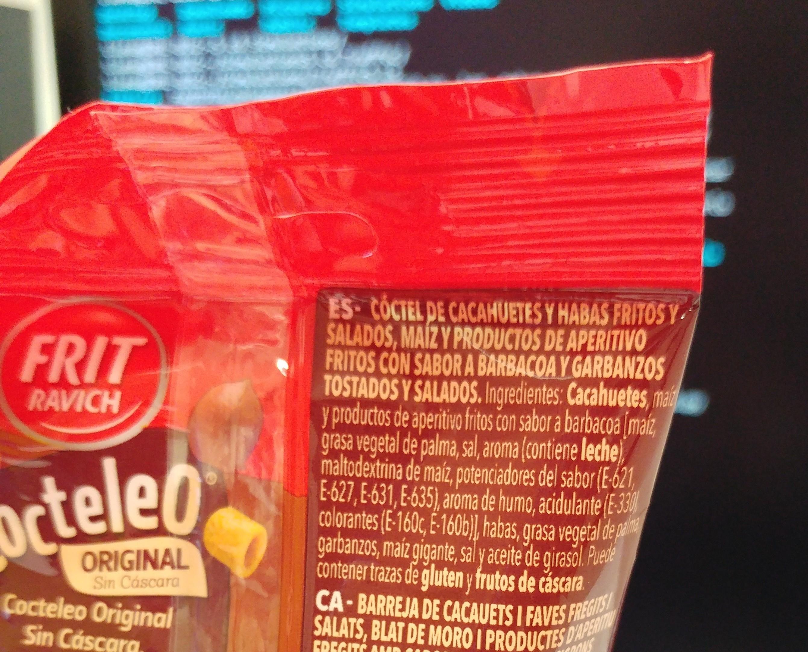 Vamos a completar la tortilla de la uni con unos frutos secos de la máquina.... Ah.. maltodextrina... alguien quiere cacahuetes con azúcar?